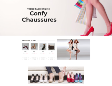 Confy Chaussures
